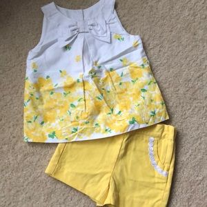 Like New Janie & Jack 2T Outfit
